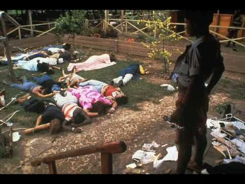 jonestown mass suicide jim jones Hundreds of bodies are strewn around the jonestown commune in guyana, where more than 900 members of the people's temple committed suicide in november 1978 ap temple leader jim jones ap ap ap ad.