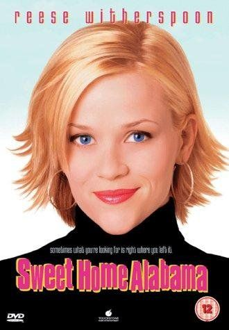 Reese Witherspoon, hair in Sweet Home Alabama