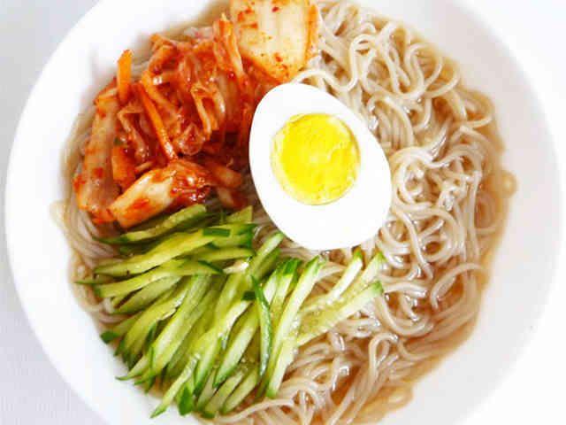 韓国冷麺 ネンミョンの画像