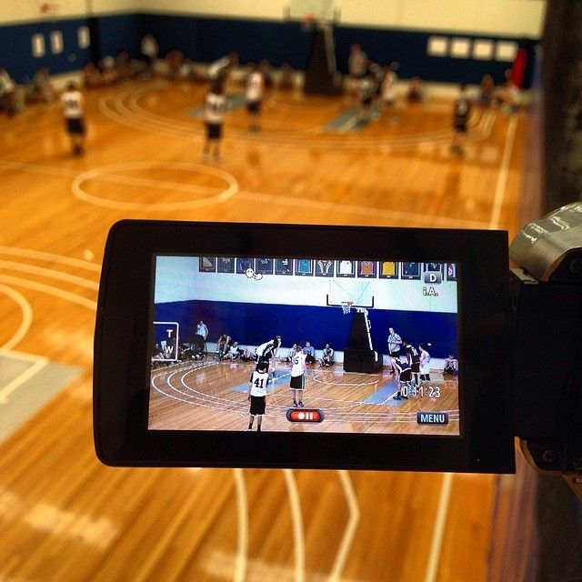 Day 1 in the books of our second #AndrewBogut #Basketball Academy College Showcase. Once again @hook_media covering all things digital including the live-streaming of all games across to the #NthAmerican college coaches.