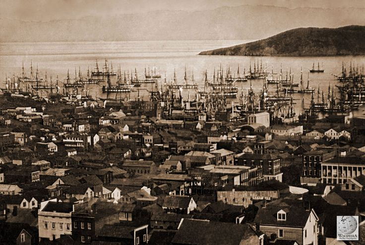 San Francisco Bay 1851