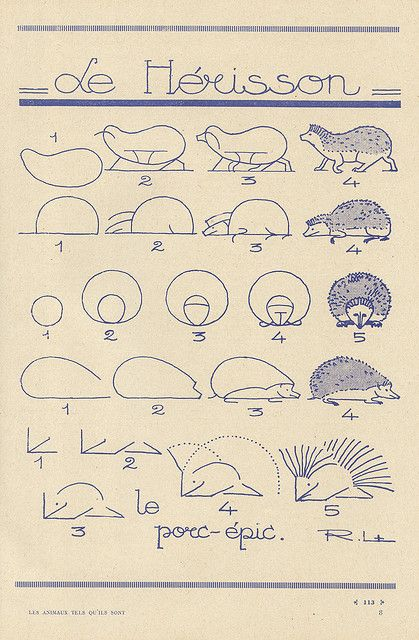 les animaux 55 by pilllpat (agence eureka), via Flickr