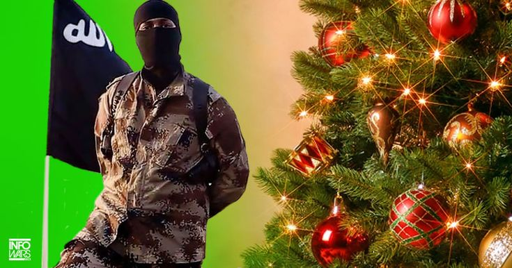 MERRY CHRISTMAS: UNSPECIFIED TERROR THREAT ACROSS AMERICA Obama says not to worry, have a Merry Christmas