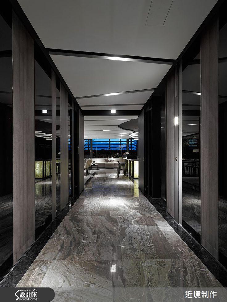 Corridor Design Ceiling: 59 Best Residential Lobby Images On Pinterest