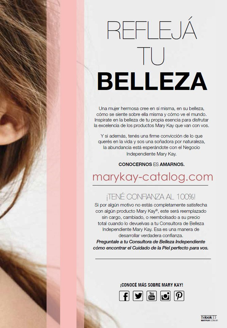 Catalogos Mary Kay