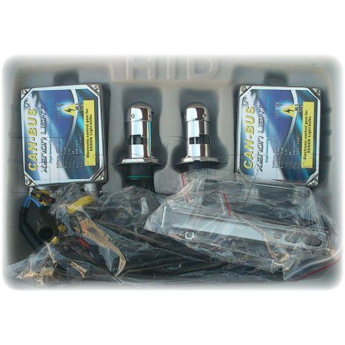 Xenon Can-Bus H4 6000K