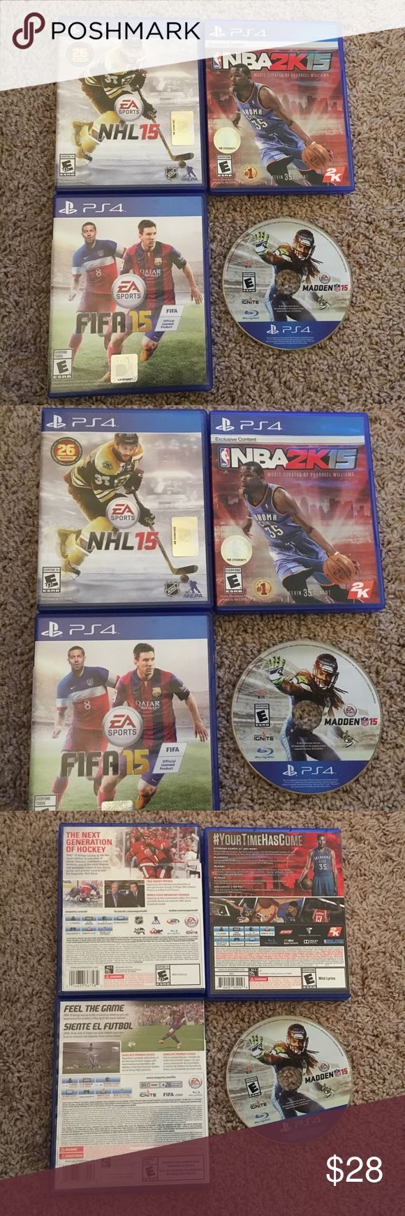 Best 25 price of ps4 ideas on pinterest best price on ps4 ps4 set of 4 video games ps4 set of 4 video games for play station 4 for fandeluxe Gallery