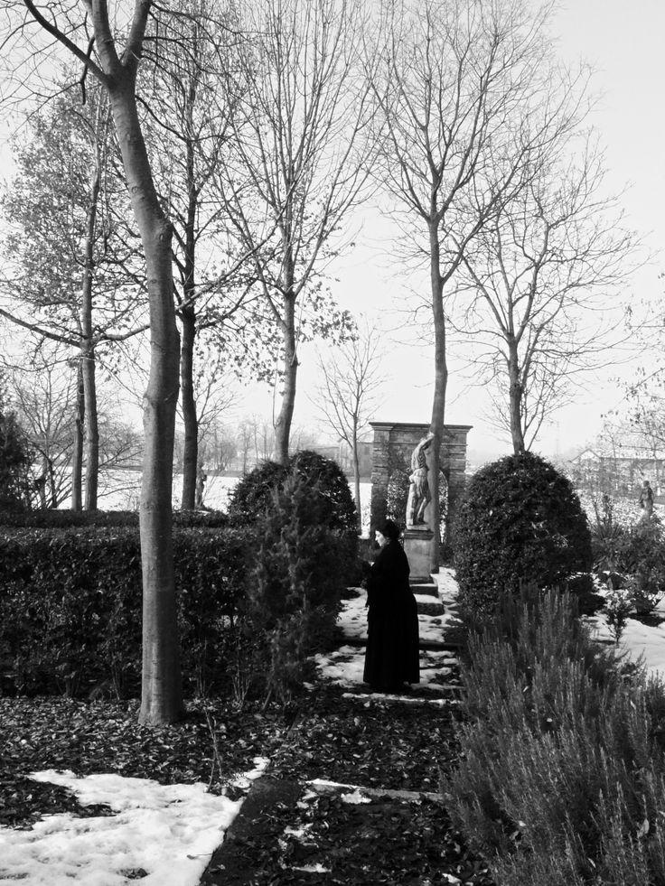 """IL GIARDINO D'AUTUNNO - (da """"La scacchiera di Emily"""" - cortometraggio di QUEM quintelemento) - foto di Claudio Rancati"""
