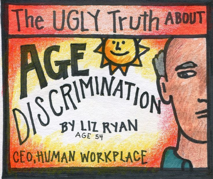 The Ugly Truth About Age Discrimination  Them My Resume And If