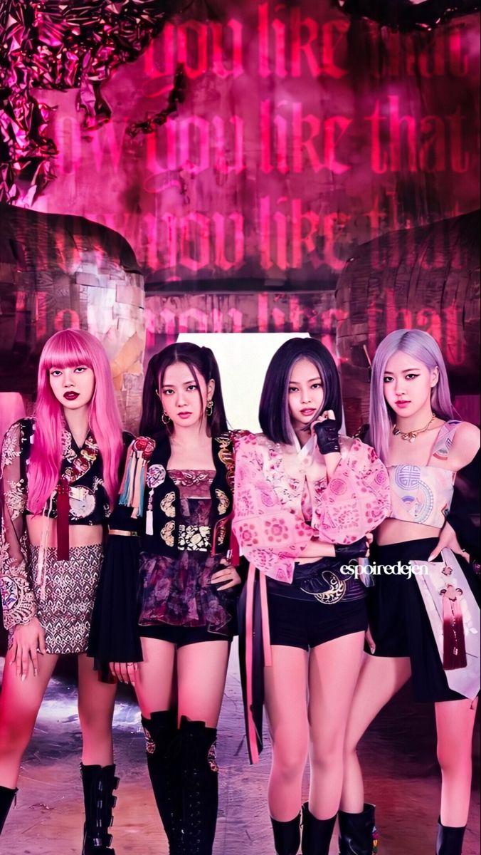 Blackpink Wallpaper Blackpink Fashion Blackpink Black Pink Kpop