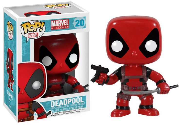 Funko POP: Deadpool 10cm