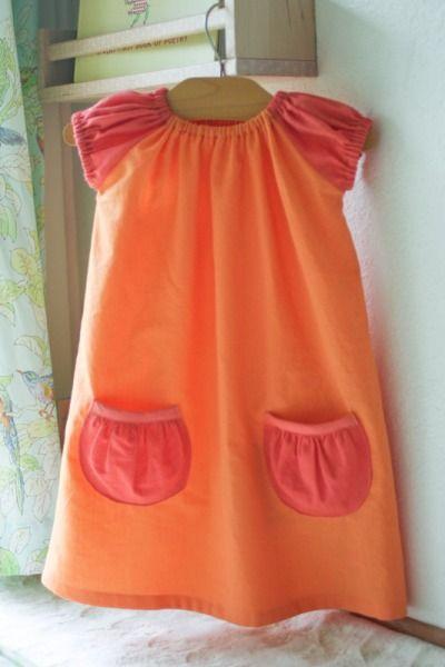 Dress pattern.