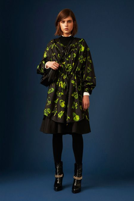 Green. 3.1 Phillip Lim | Pre-Fall 2014 Collection | Style.com: Phillip Lim, Design Collection, Prefal 2014, Lim Prefal, Fall 2014, 2014 Collection, Lim Pre Fal, 3 1 Phillip, Near Fal 2014