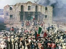 Batalla de El Álamo ( febrero — marzo de 1836) fue un conflicto militar crucial en la Revolución de Texas que consistió en un asedio de 13 días de duración. Una milicia de secesionistas texanos, en su mayoría colonos estadounidenses (naturalizados mexicanos), enfrentó al ejército de México, encabezado por el presidente Antonio López de Santa Anna, en San Antonio de Béjar, en la entonces provincia mexicana de Coahuila y Texas (hoy estado de Texas, Estados Unidos).  CLASES PARTICULARES…