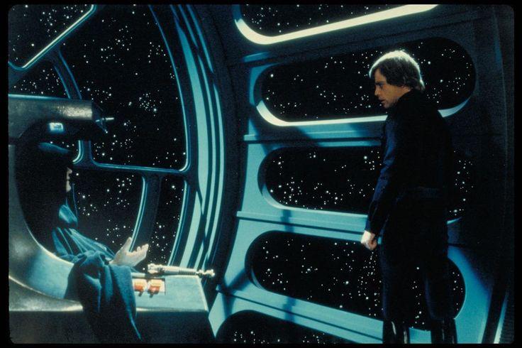 Luke Skywalker & Darth Sidious
