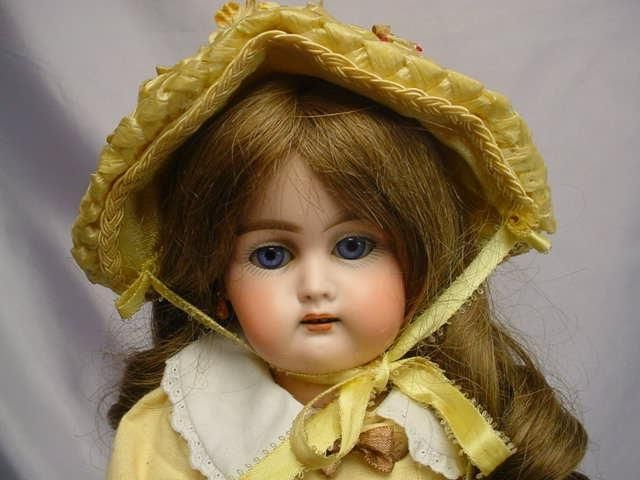 "Antique Bahr & Proschild DOLL #292 DEP 15"" from hvalfay on Ruby Lane"