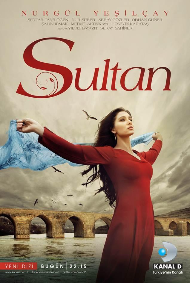 Yıllar önce yaşanan büyük bir aşktan geriye kalan! Nurgül Yeşilçay'ın başrolde olduğu Sultan bu akşam 22:15'te Kanal D'de başlıyor!