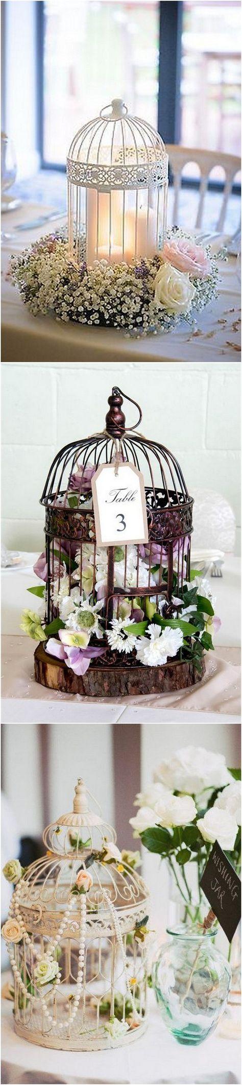 Best 25+ Birdcage centerpiece wedding ideas on Pinterest ...