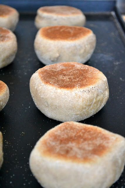 How to Make Easy English Muffins - The View from Great Island