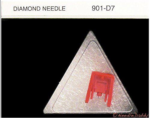 #NP-7 Diamond Needle for Crosley KEEPSAKE DIRECTOR Turntable Record Player 901