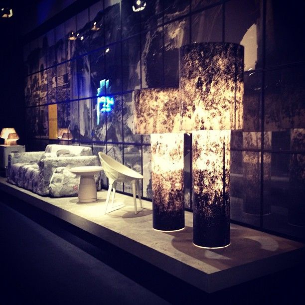 The new Diesel Home collection @Salone del Mobile 2013