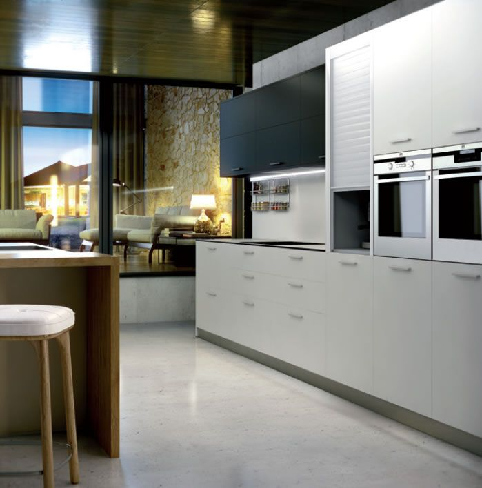 30 best cocinas antalia images on pinterest kitchens - Eurokit cocinas ...