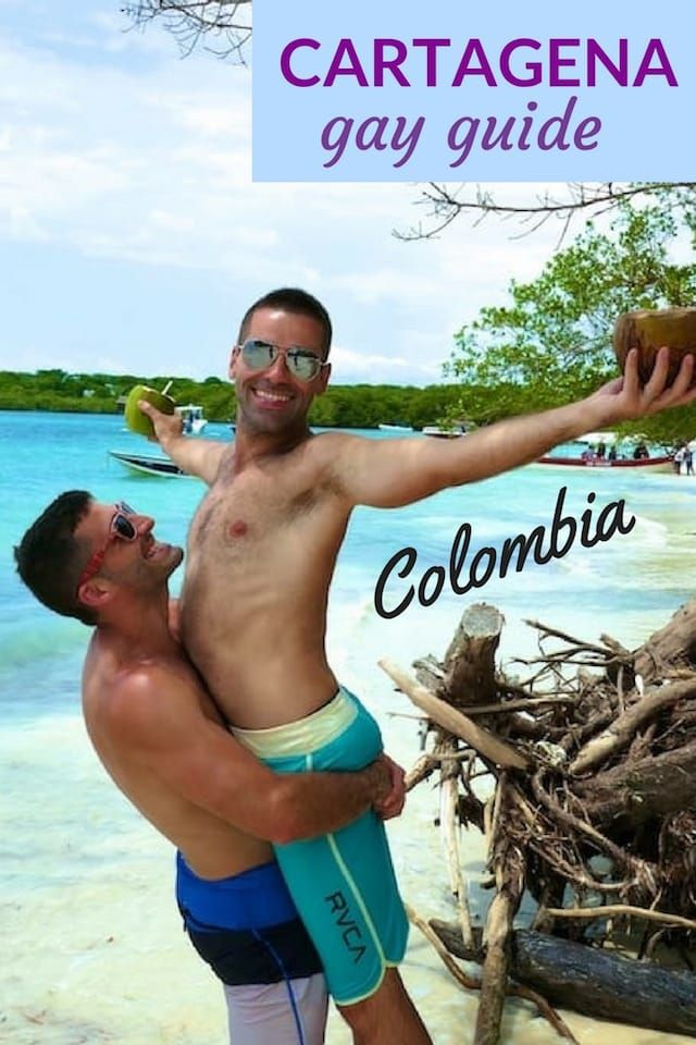 Gay guide to Cartagena, Colombia by the Nomadic Boys