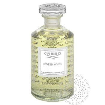 Creed - Love in White - Splash Flacon