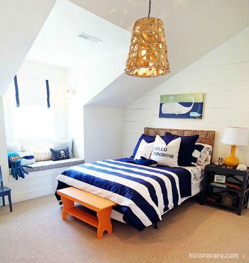 Small Kids Bedroom Design Nautical Bedroom Interior Design Art Deco Bedroom Furniture Kids Bunk Bed Bedroom: 17 Best Ideas About Boys Nautical Bedroom On Pinterest