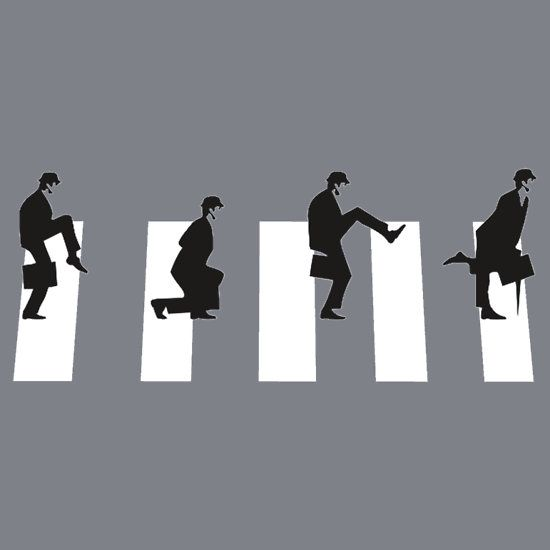 111 best Ministry of Silly Walks images on Pinterest ...