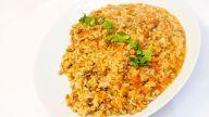 vegansk meksikansk ris oppskrift