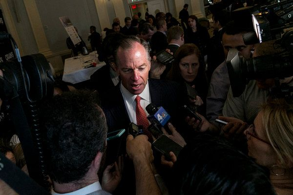 Paul Massey Unexpectedly Drops Out of New York City Mayors Race