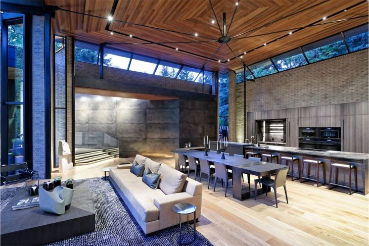 Look Inside A Dreamy Aspen Mansion Asking Almost 30m With Images