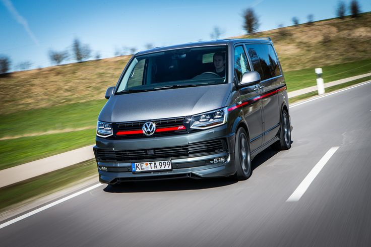 ABT Sportsline has dropped new images and details on the upgraded Volkswagen T6.