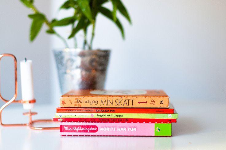 Barnböcker. De bästa barnböckerna om Estrid själv får välja. Läs mer om dem i bloggen. www.fridagsvensson.se
