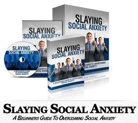 Slaying Social Anxiety - How To Live Your Life Free From Anxiety | Online Marketing Tools | Scoop.it