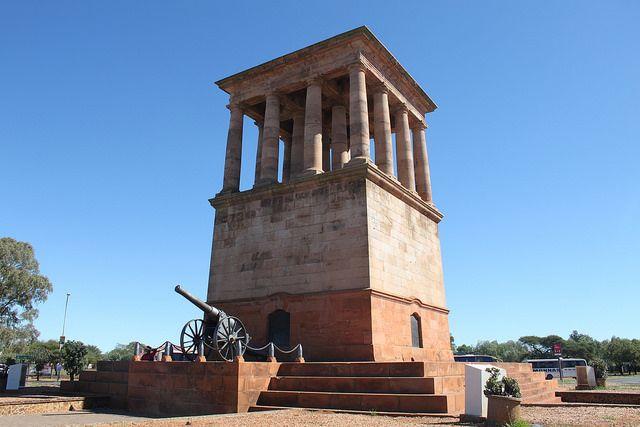 Honoured Dead Memorial, Kimberley