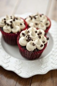 The Ultimate Chocolate Chip Cookie Dough Lovers Cupcakes