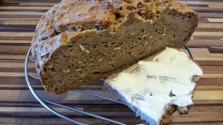 Kváskový chléb a jiné mňamky: celožitný