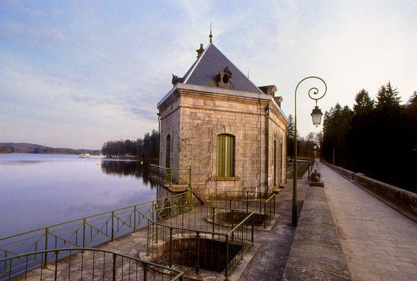 Bourgogne, Yonne, Lac des Settons 35 Photographie Serge Sautereau (http://serge-sautereau.com)