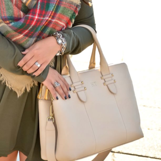 GiGi New York | Styled and Taylored Fashion Blog | Parker Satchel