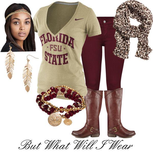 Garnet and Gold Game Day #FloridaState #FSU #Seminoles