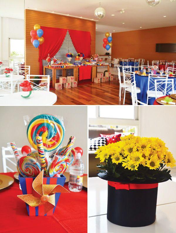 361 best balloon designs images on pinterest balloon decorations balloon ideas and balloon - Carnival theme decoration ideas ...