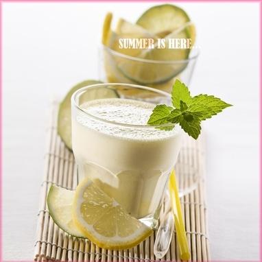Tlife.gr: Summer Lemon Smoothie