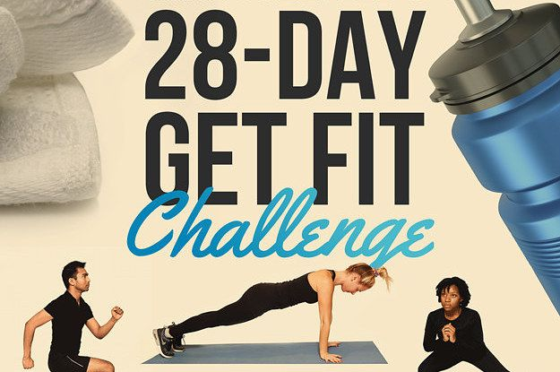 Take BuzzFeed's Get Fit Challenge, Then Take Over The ...