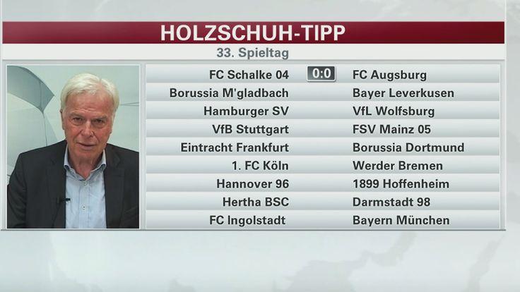 """Holzschuh tippt den Spieltag: Mit einem Sieg """"wäre Bayern definitiv Deutscher Meister"""""""