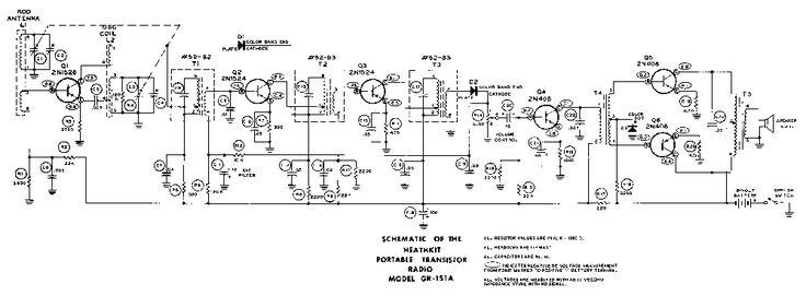 Heathkit ar 1302 manual