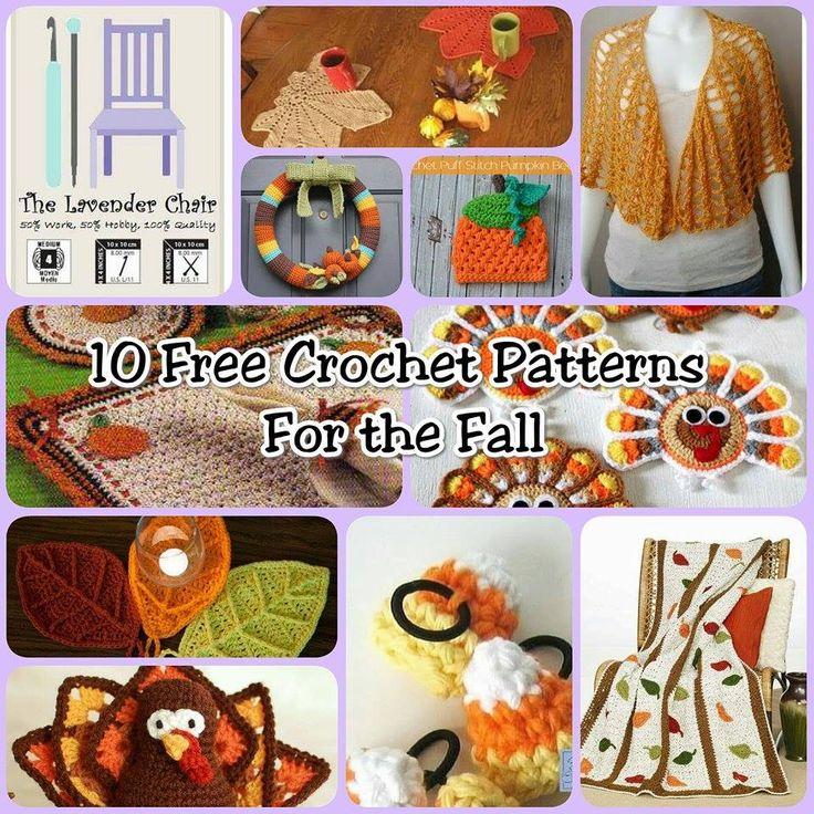 265 best crochet images on Pinterest | Artesanía, Patrón libre y ...