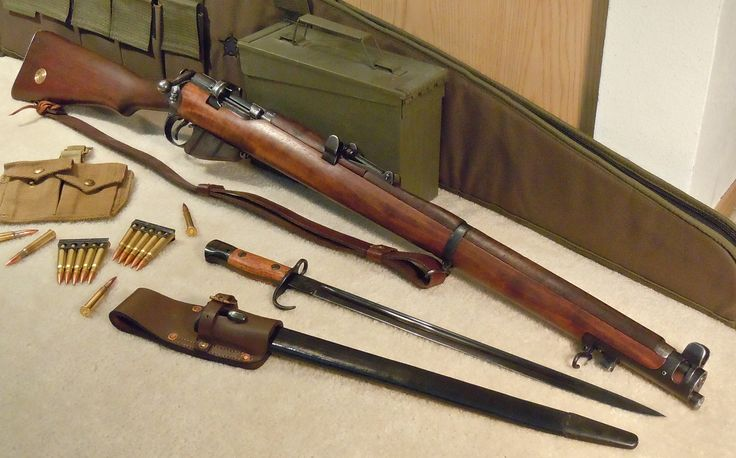 how to find where my lee enfield was made
