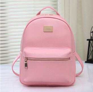 Backpacks Genuine Leather Bags Student